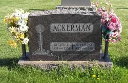 George Joseph Ackerman