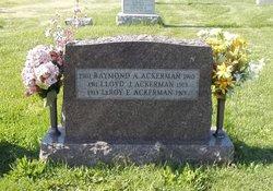 Raymond A Ackerman