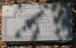 Marilyn Roberta <i>Moor</i> Bounds