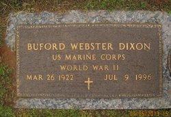 Buford Webster Dixon