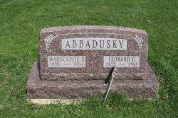 Leonard C. Abbadusky