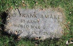 Henry Frank Amaker
