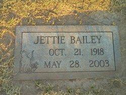 Jettie <i>Brown</i> Bailey