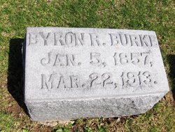 Byron R Burke