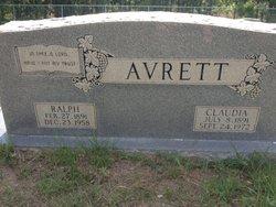Alexander Ralph Avrett