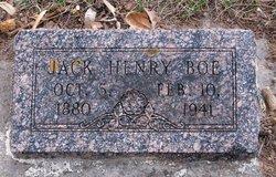 Jack Henry Boe