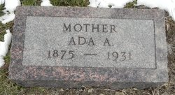 Ada Almina <i>McAllister</i> Stanton