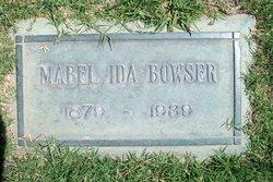 Mabel Ida Bowser