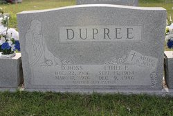 David Ross Dupree