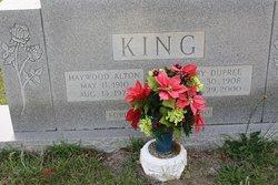 Mary <i>Dupree</i> King