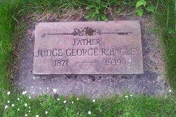 Judge George R. Bagley, Sr