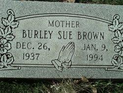 Burley Sue Brown