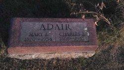 Mary Elizabeth <i>Oldham</i> Adair