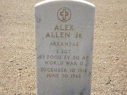 Alex Allen, Jr