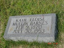 Katie Eloise <i>Mullin</i> Barnes