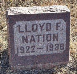 Lloyd Francis Nation