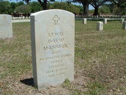 Lewis David Manbeck