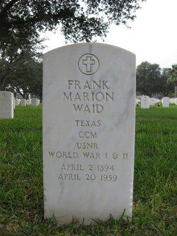 Frank Marion Waid