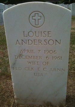 Louise Anderson Arnn