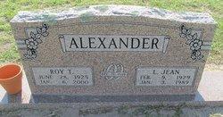 Lenora Jean <i>Ramby</i> Alexander