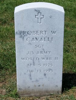 Robert W Cavalli