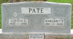 Margaret <i>Payne</i> Pate