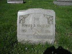 Howard DeWitt Pfalzgraf