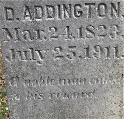 D Addington