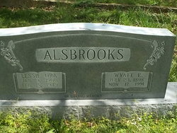 Wyatt R. Alsbrooks