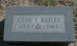 Amos Fred Bailey