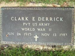 Clark E. Derrick