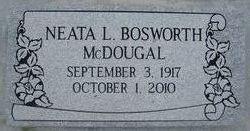Neata LaRue <i>Bosworth</i> McDougal