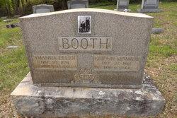 Amanda Ellen <i>St.Clair</i> Booth