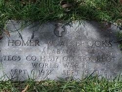 Homer W. Alsbrooks
