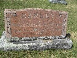 Mary E. <i>Carpenter</i> Barley