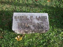 Nancy McKee Nannie <i>Parry</i> Laird