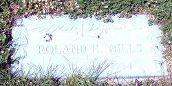 Roland Emmitt Hills