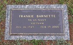 Frankie Barnette