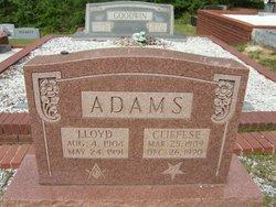 Dorothy Cliffese <i>Roper</i> Adams