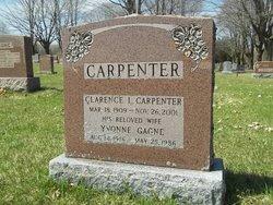 Clarence Lemuel Carpenter