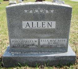 Ella Mae <i>Blue</i> Allen