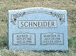 Alfred J. Schneider
