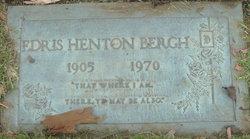 Edris Henton Bergh