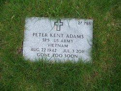 Peter Kent Adams