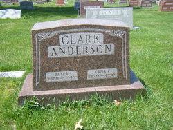 Anna Christine <i>Clark</i> Anderson