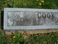 Emma <i>Dakin</i> Cook