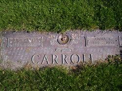 Anna L <i>Campbell</i> Carroll