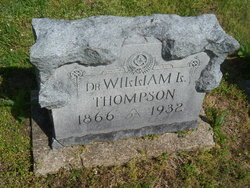 Dr William Lee Thompson