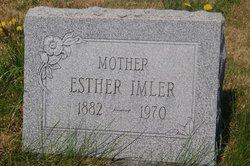 Esther <i>Glunt</i> Imler