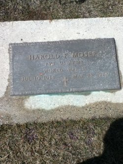 Harold Moser